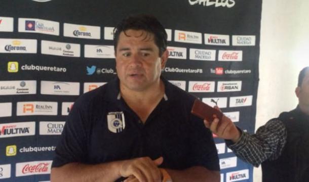Marco Zamora (Foto: Bruno Becerra | VAVEL México)