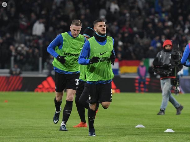 Icardi será una de las amenazas del Inter | Foto: Inter