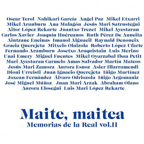 Participantes en el libro. Foto: Xabier Rodríguez y Beñat Sanz