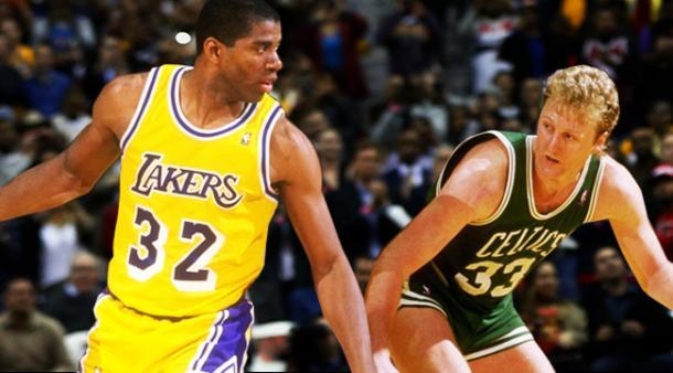 El verde y el dorado personifican la mayor rivalidad de la historia de la NBA.   Fotografía: Getty Images