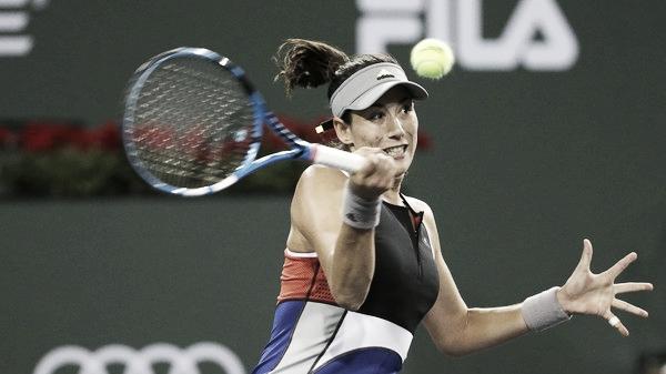 La tenista española, Garbiñe Muguruza (zimbio.com)