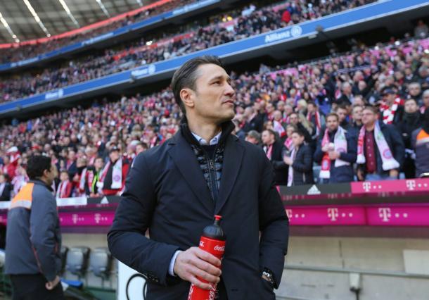 Niko Kovac fue anunciado como nuevo DT del Bayern para la próxima temporada  | Foto: @FCBayernES