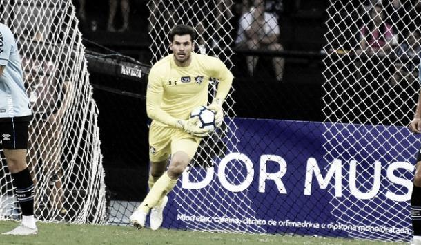 FOTO DE MAILSON SANTANA/FLUMINENSE FC.