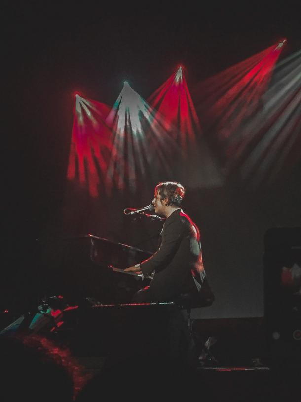 Tom Odell durante su concierto en Madrid | Foto: Ana Alonso