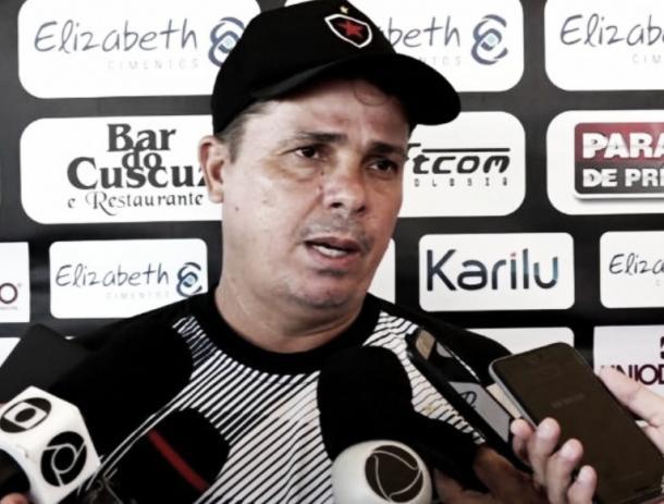 Evaristo Piza estuda poupar pendurados (Foto: reprodução/TV Belo)