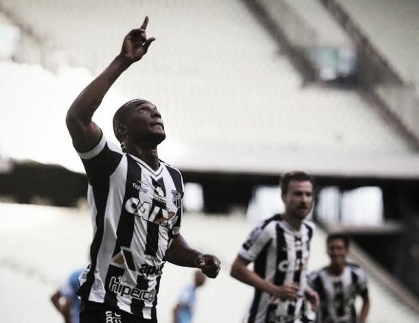Luiz Otávio foi um dos destaques na Série A do ano passado (Foto: divulgação/Ceará SC)