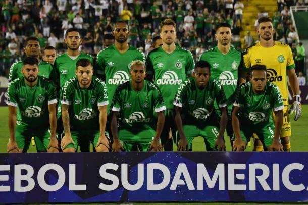 Foto: Divulgação / Chapecoense