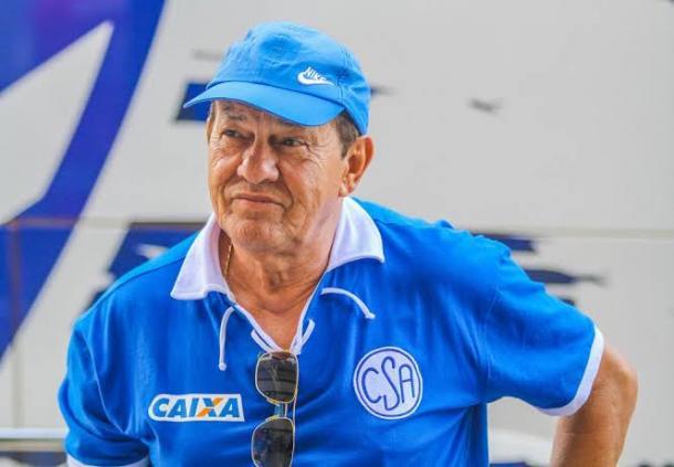 Presidente Rafael Tenório (Foto: Divulgação/CSA)