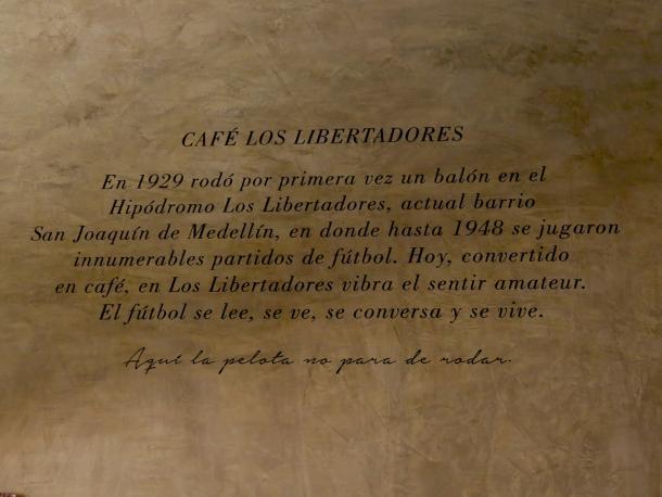 Café Los Libertadores / Fotografía: Sebastián Areiza