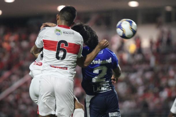 Foto: Douglas Araújo/CRB