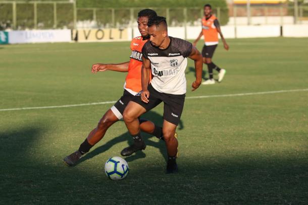 Foto: Reprodução/Ceará