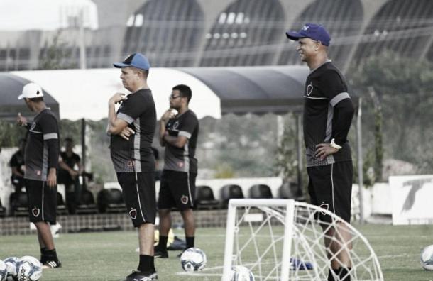 Foto: Nádya Araújo/Botafogo-PB