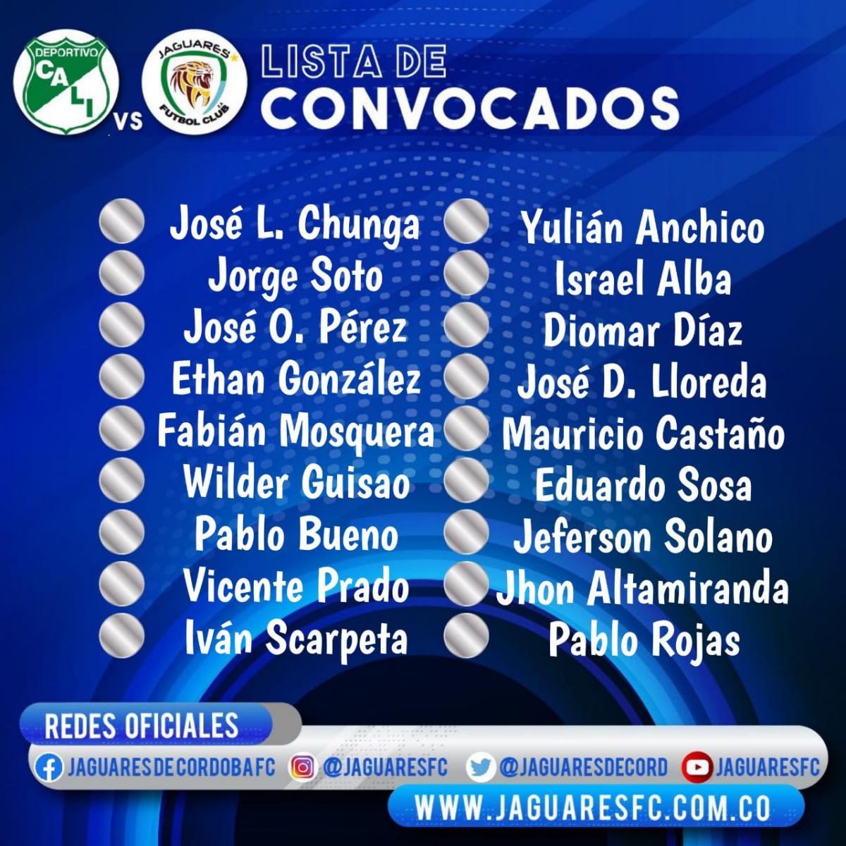 Foto: Twitter Jaguares
