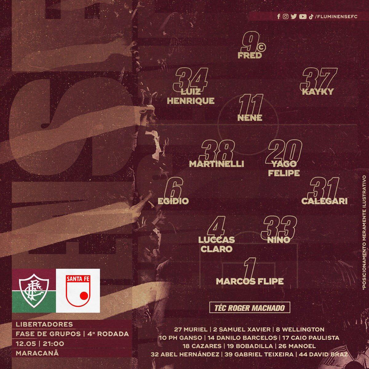 Foto: Fluminense
