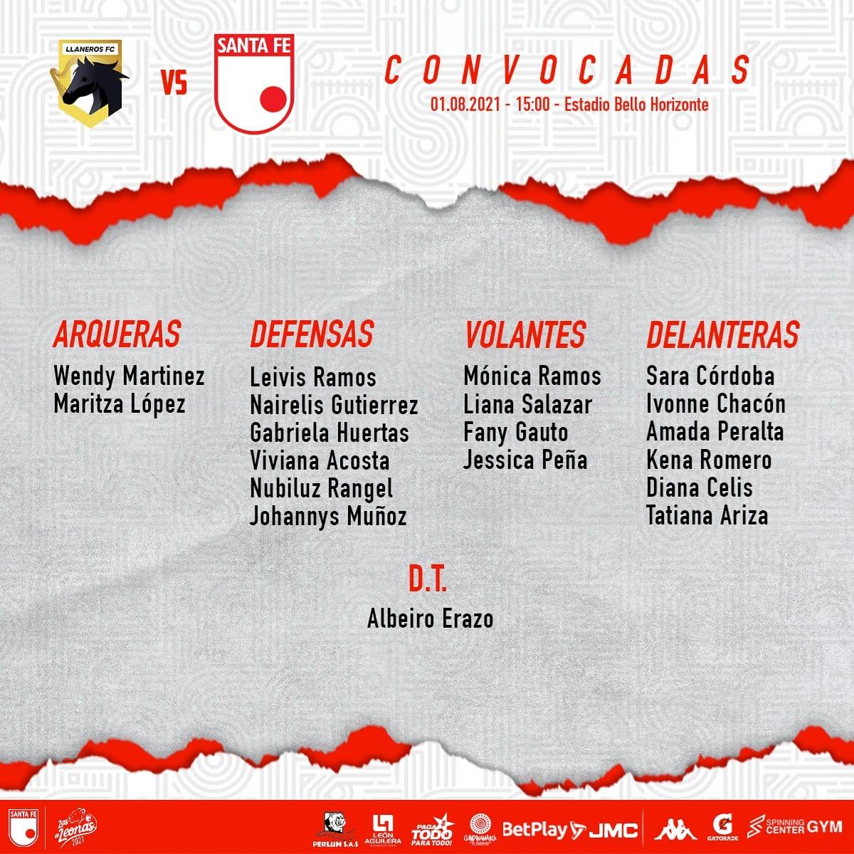 Foto: Independiente <b><a href='https://vavel.com/colombia/futbol-colombiano/2021/07/31/1080288-previa-equidadvs-fortaleza-por-meterse-en-la-pelea-en-el-grupoa.html'>Santa Fe</a></b>