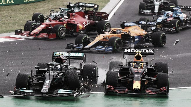 'Strike' de Valtteri Bottas. (Fuente: f1.com)