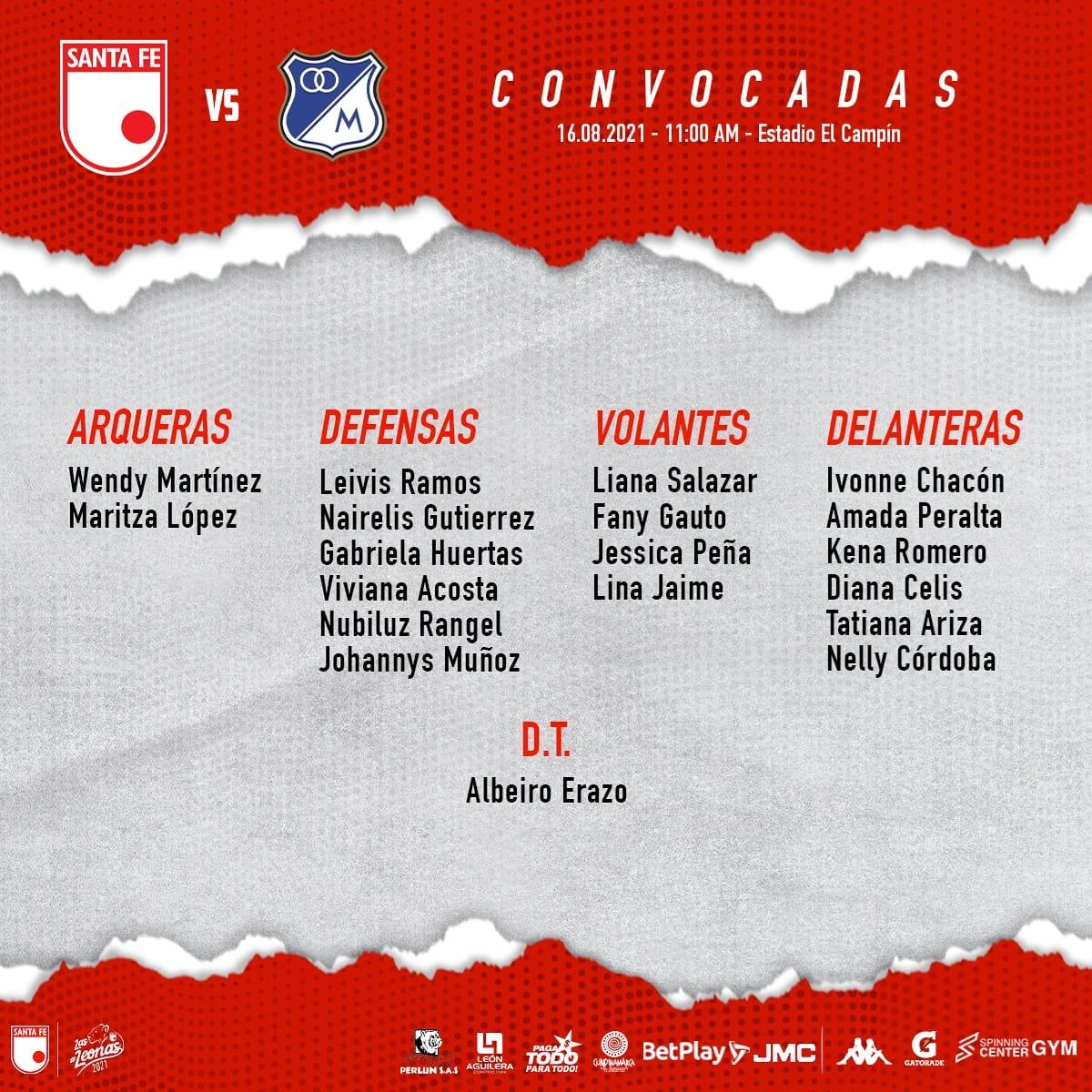 Foto: Independiente <strong><a  data-cke-saved-href='https://vavel.com/colombia/futbol-colombiano/2021/08/13/1081973-adrianaojeda-figura-en-la-goleada-embajadora-sobre-llaneros.html' href='https://vavel.com/colombia/futbol-colombiano/2021/08/13/1081973-adrianaojeda-figura-en-la-goleada-embajadora-sobre-llaneros.html'>Santa Fe</a></strong>