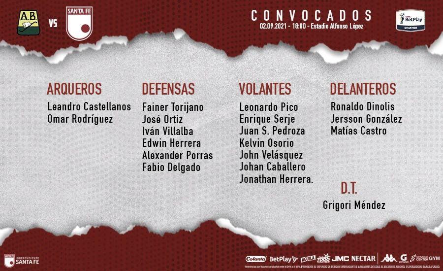 Foto: <b><a href='https://vavel.com/colombia/data/independiente-santa-fe'>Independiente Santa Fe</a></b>