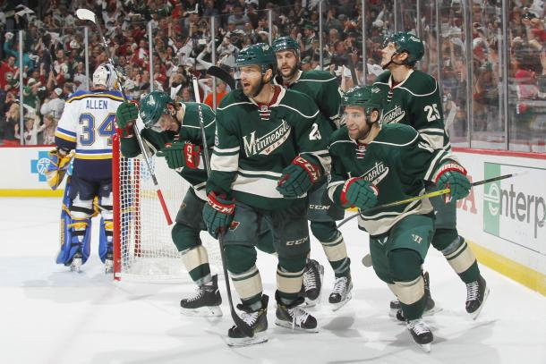 The Minnesota Wild need to really excel to make the playoffs, they just don't seem to be able to do that. (Photo: Puck Prose)