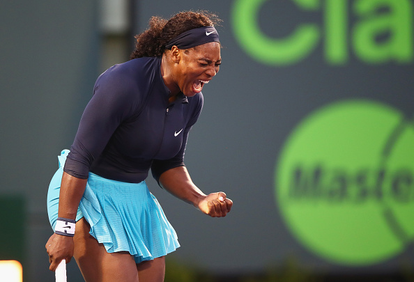 Williams has had to work hard so far (Getty Images/Clive Brunskill)