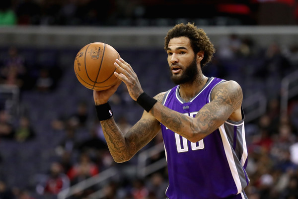 Cauley-Stein has become somewhat of a focal point for the Kings' future. Photo: Rob Carr/Getty Images North America