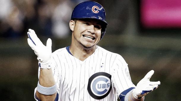 Contreras hará falta en el Line Up de Chicago / Foto: ESPN.