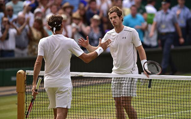 Murray will be looking to avenge his loss in the semi-final to Federer at last year's Wimbledon | Photo: Getty