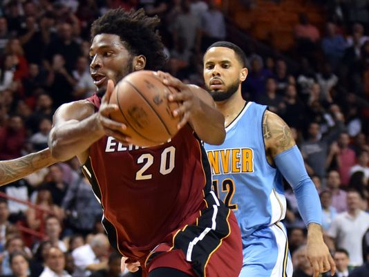 Justise Winslow showed he was a ready rookie (Photo: Nelson Chenault, USA Today)