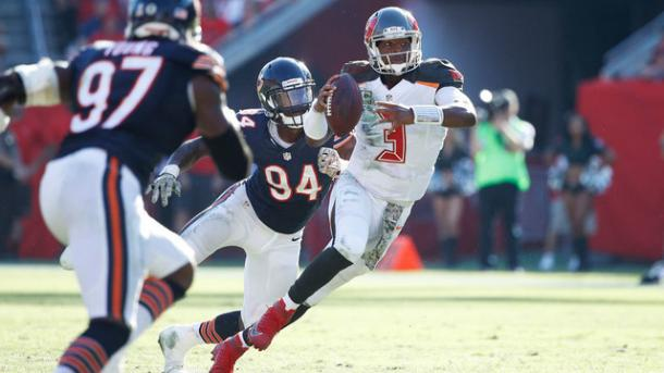 Jameis Winston has the talent to lead the Buccaneers to victory in any game | Source: Getty Images