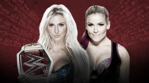 Can Charlotte do it on her own? Photo- WWE.com