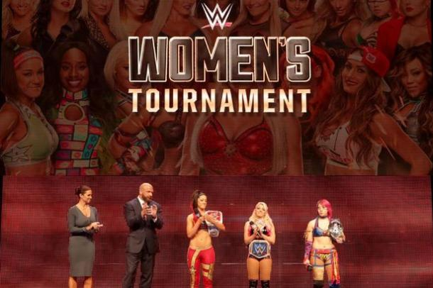 WWE announced they will have a women's tournament later this year (image: wwe)