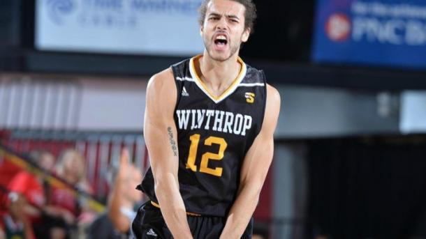 Cooks is by far the best player in the league and gives Winthrop a legitimigate chance to repeat/Photo: Winthrop official athletics website