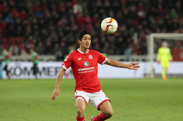 Muto's return will be a welcome one. | Source: 1. FSV Mainz 05