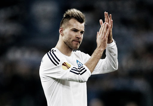 Could Everton be waving goodbye to any possible deal for Yarmolenko. | Photo: Liverpool Echo