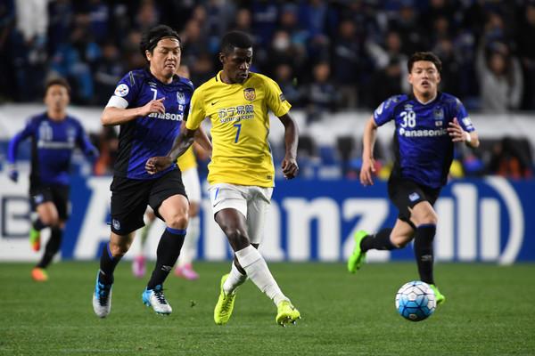 Yasuhito Endo con el Gamba Osaka en la AFC Champions League | Getty Images Asia