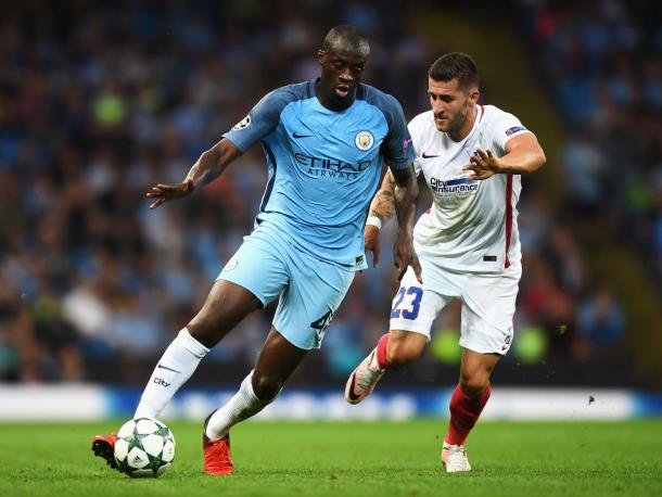 Yaya Toure in azione, independent.co.uk