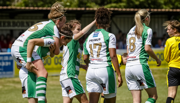 It was a five-star performance from Yeovil Town Ladies during their 5-0 victory over Watford Ladies last weekend. | Image credit: Yeovil Town Ladies