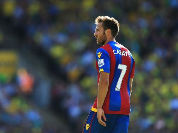 Cabaye has become very popular at Selhurst Park | Photo: Getty