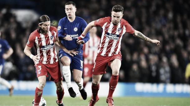 Batalla campal en la medular | UEFA