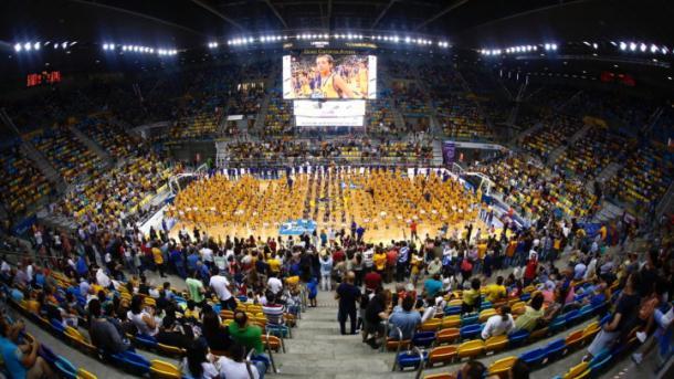Una de las claves del éxito del Gran Canaria |Fotografía: cbgrancanaria.net