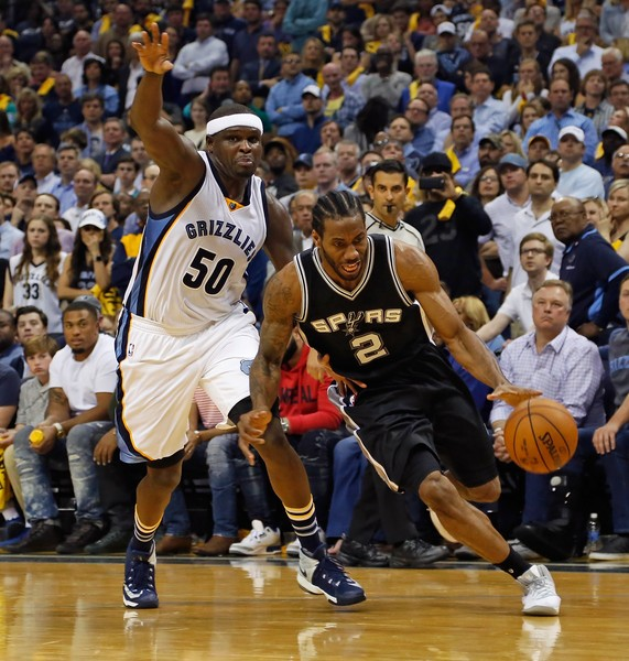 Zach Randolph is still a decent piece to have in retrospect. Photo: Frederick Breedon/Getty Images North America