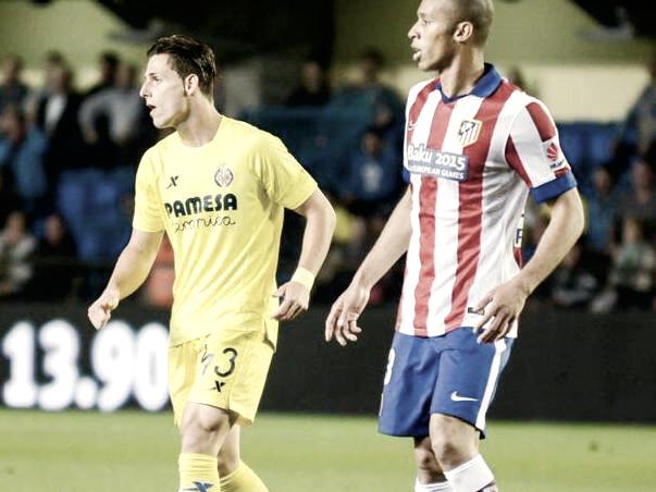 Foto: Villarreal.cf / Fran Sol contra el Atlético de Madrid