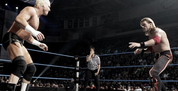 Ziggler y Edge Foto: www.super-wrestling.com