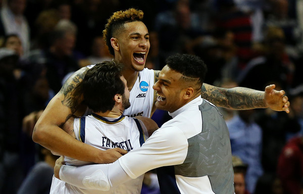 Auguste & Co. are a spirited bunch ready for any challenge they believe Wisconsin can pose (Photo: Elsa/Getty Images).