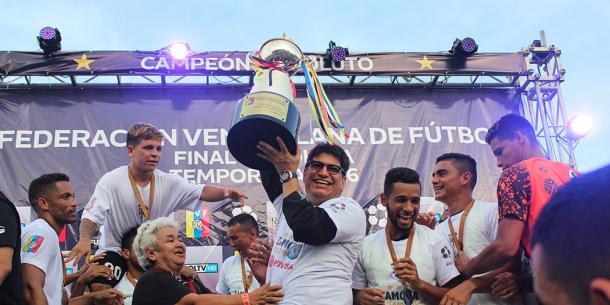 Es el cuarto trofeo de campeón que levantan desde 2013 / www.zamorafutbolclub.org