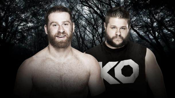 The former friends will go to battle. Photo- WWE.com
