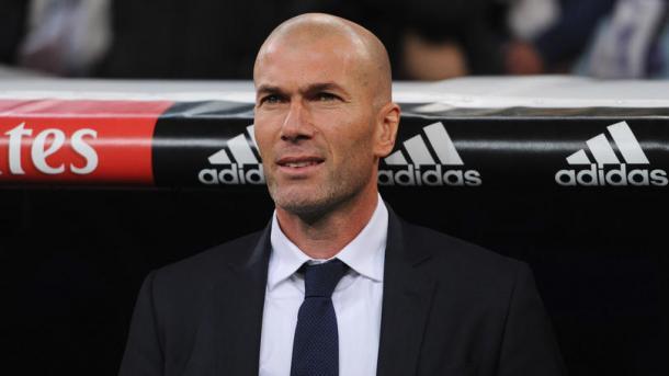 Zinedine Zidane, corrieredellosport.it