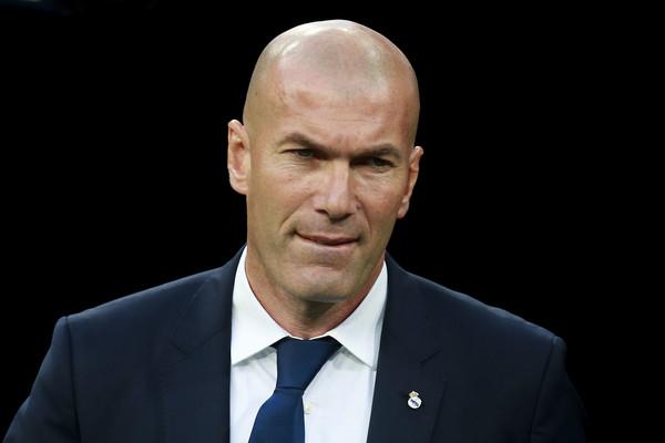 Zinedine Zidane, zimbio.com