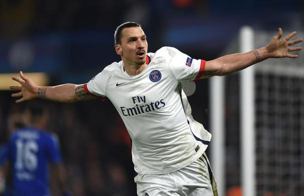Ibrahimovic has 35 goals in all competitons this season | Photo: Getty
