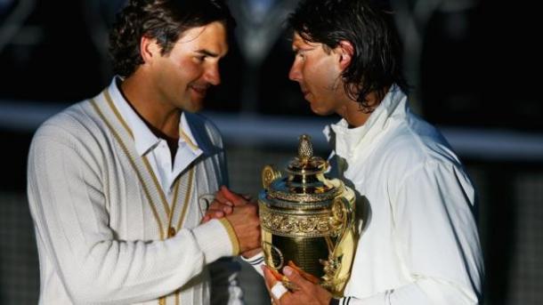 Wimbledon testigo de un duelo histórico. Foto: BBC